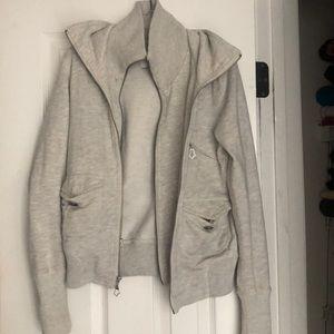 FOX Gray jacket